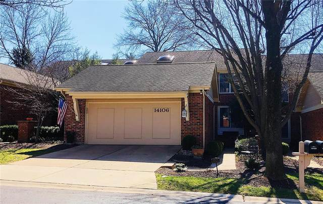 14106 Baywood Villages, Chesterfield, MO 63017 (#20011739) :: Parson Realty Group