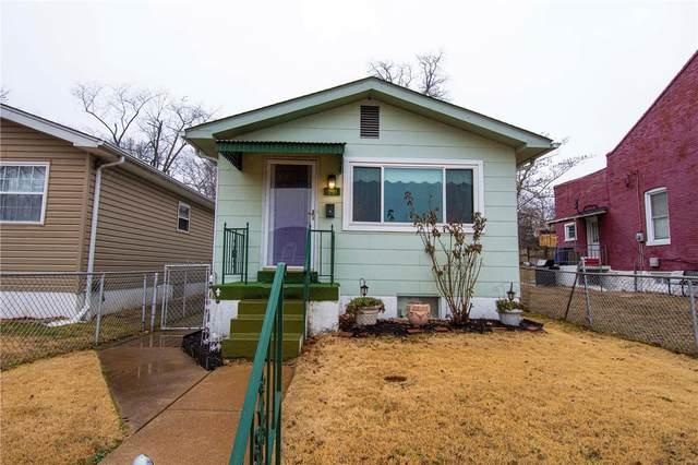 6015 Pennsylvania Avenue, St Louis, MO 63111 (#20011783) :: RE/MAX Professional Realty