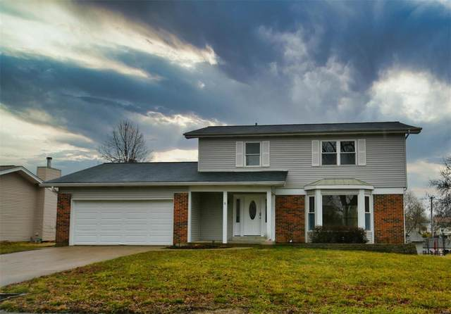 3936 Summer Forest, Saint Charles, MO 63304 (#20011792) :: Clarity Street Realty