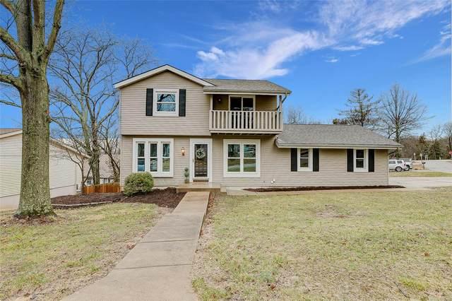 117 Edward, Eureka, MO 63025 (#20011810) :: St. Louis Finest Homes Realty Group