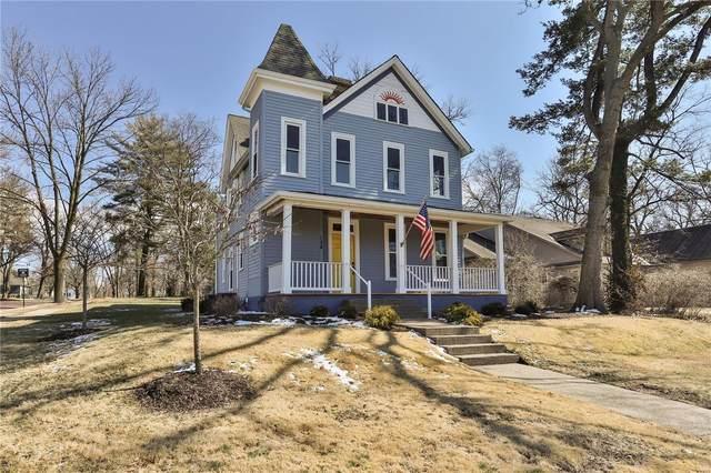 124 N Taylor Avenue, Kirkwood, MO 63122 (#20011877) :: RE/MAX Vision