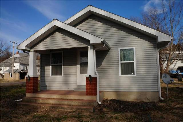 308 Bottom Street, Pleasant Hill, IL 62366 (#20011902) :: Fusion Realty, LLC