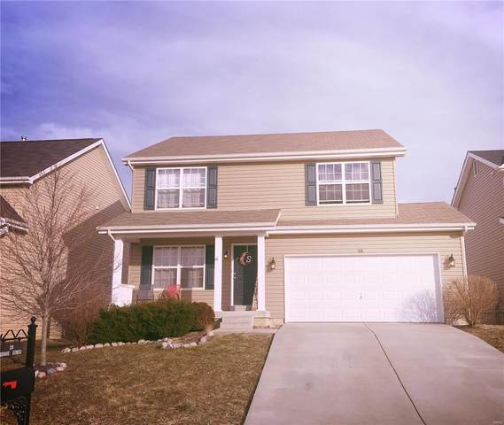 126 Peruque Estates Lane, Wentzville, MO 63385 (#20011912) :: Clarity Street Realty