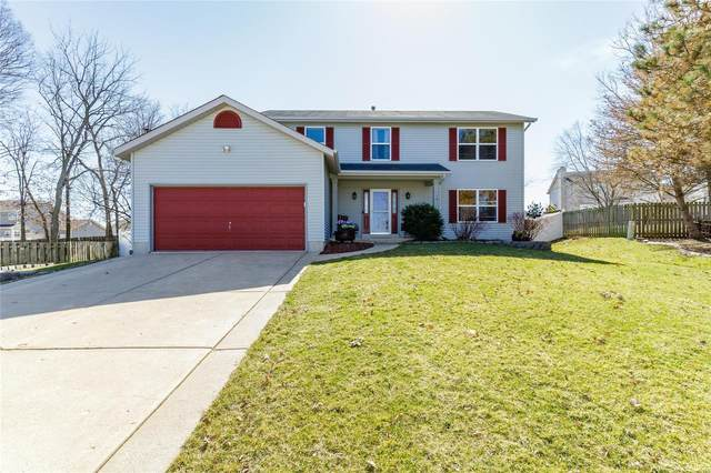 5 Forest Dale Court, O'Fallon, MO 63368 (#20011938) :: Clarity Street Realty