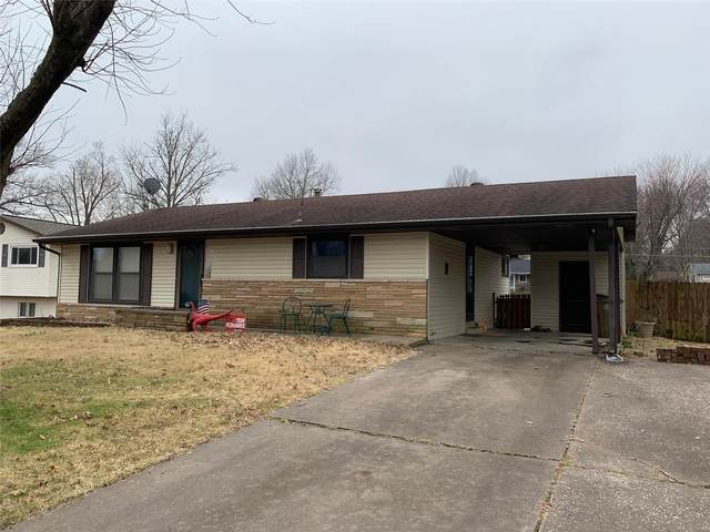 1339 Howell Street, Cape Girardeau, MO 63701 (#20011978) :: RE/MAX Professional Realty