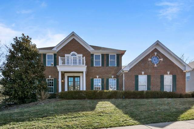 914 Stone Spring Drive, Eureka, MO 63025 (#20012015) :: The Becky O'Neill Power Home Selling Team