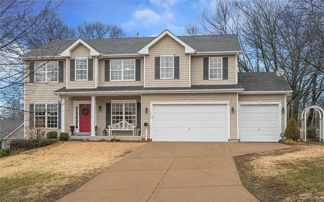 1723 Virginia Lane, St Louis, MO 63122 (#20012031) :: RE/MAX Professional Realty