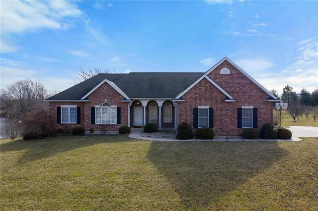 6124 Chantilly Bend, Waterloo, IL 62298 (#20012039) :: RE/MAX Vision