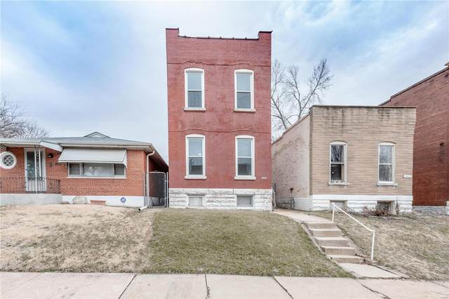 3820 Wisconsin Avenue, St Louis, MO 63118 (#20012052) :: Clarity Street Realty