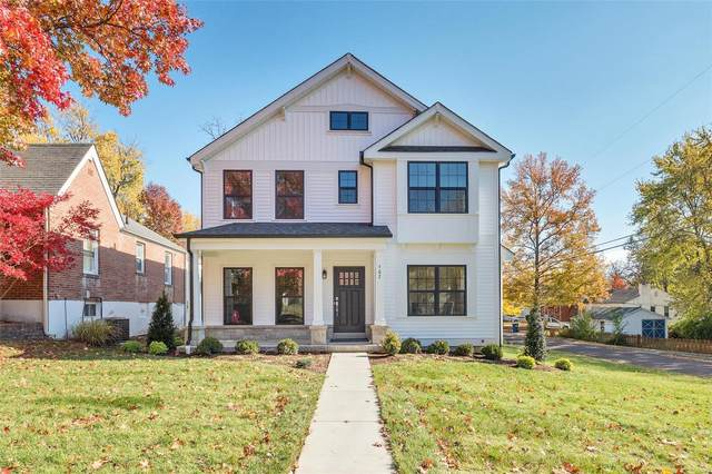 514 Ridge Avenue, Webster Groves, MO 63119 (#20012058) :: Parson Realty Group