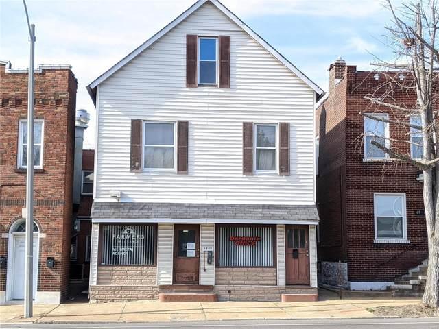 6949 Gravois Avenue, St Louis, MO 63116 (#20012087) :: RE/MAX Vision