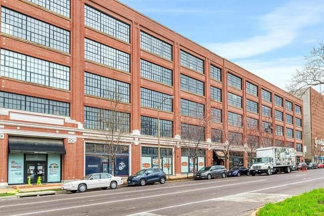 4100 Forest Park Avenue #508, St Louis, MO 63108 (#20012102) :: Matt Smith Real Estate Group