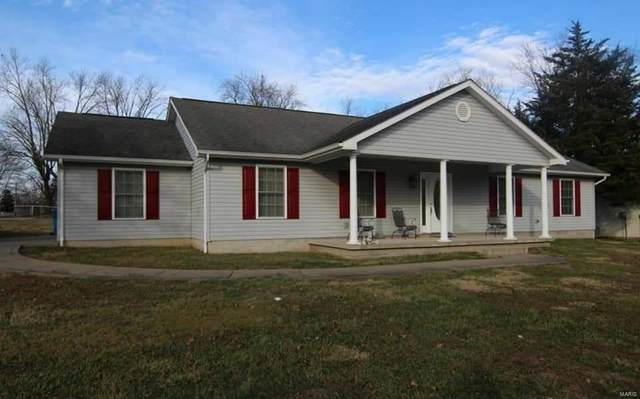 1500 Nathan, MARION, IL 62959 (#20012103) :: Parson Realty Group