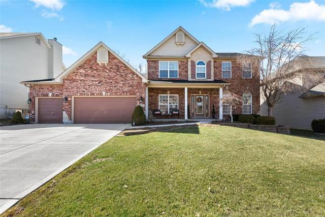 1032 Brook Mont Drive, O'Fallon, MO 63366 (#20012125) :: The Becky O'Neill Power Home Selling Team