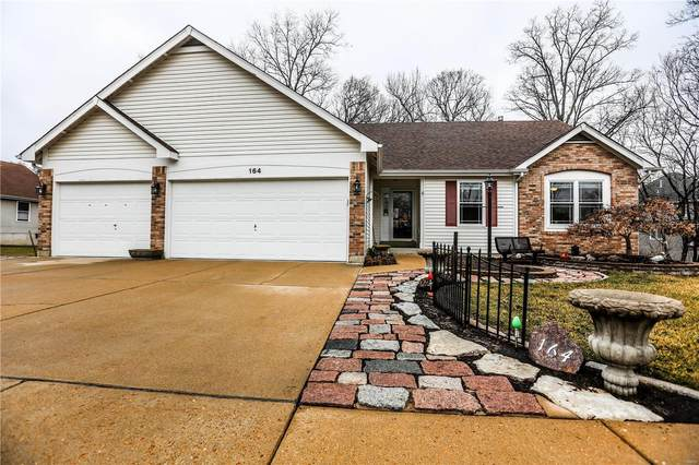 164 Crescent Avenue, Valley Park, MO 63088 (#20012133) :: The Becky O'Neill Power Home Selling Team