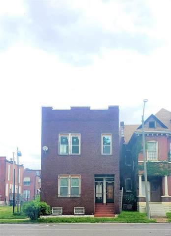 2927 Natural Bridge Avenue, St Louis, MO 63107 (#20012147) :: RE/MAX Professional Realty
