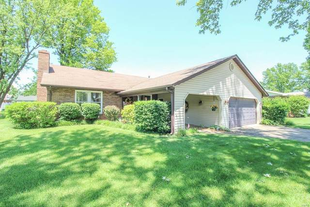 2149 Hamilton Drive, Granite City, IL 62040 (#20012150) :: RE/MAX Vision