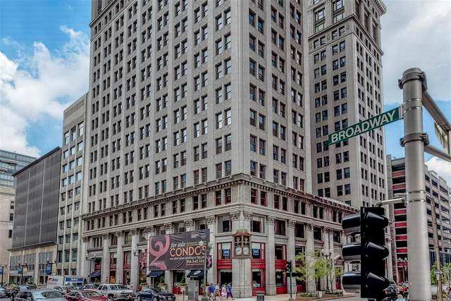 314 N Broadway #1808, St Louis, MO 63102 (#20012154) :: The Becky O'Neill Power Home Selling Team