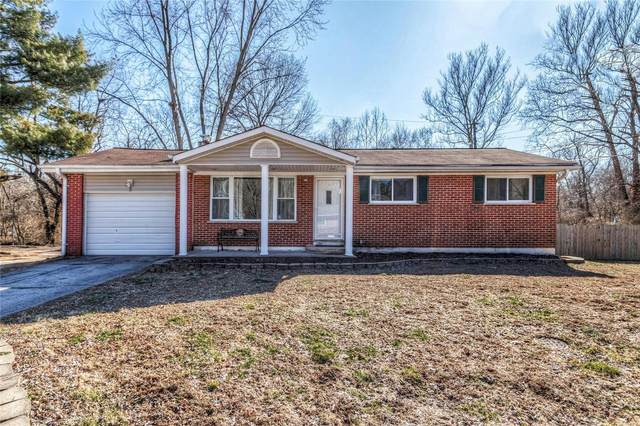 2 Dixie Drive, Fenton, MO 63026 (#20012192) :: The Becky O'Neill Power Home Selling Team