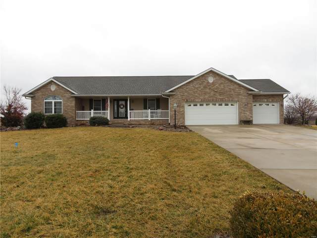 121 Dylan Court, Brighton, IL 62012 (#20012228) :: St. Louis Finest Homes Realty Group