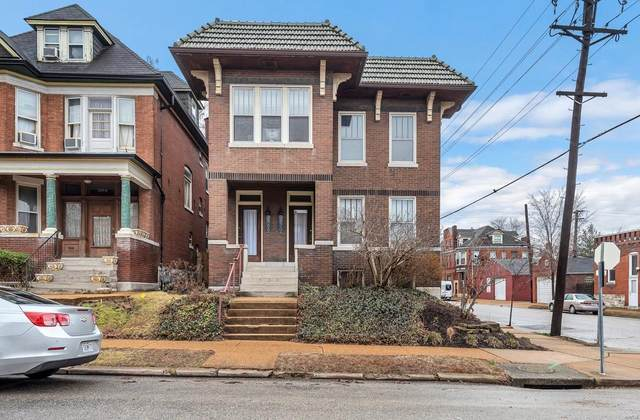 3868 Cleveland Avenue, St Louis, MO 63110 (#20012261) :: RE/MAX Professional Realty
