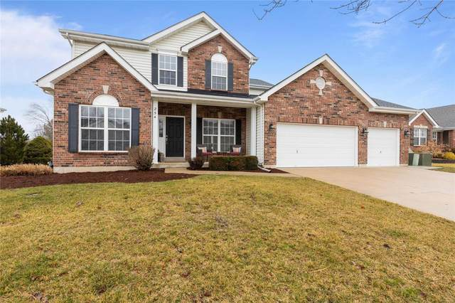 254 Fairway Green, O'Fallon, MO 63368 (#20012268) :: St. Louis Finest Homes Realty Group