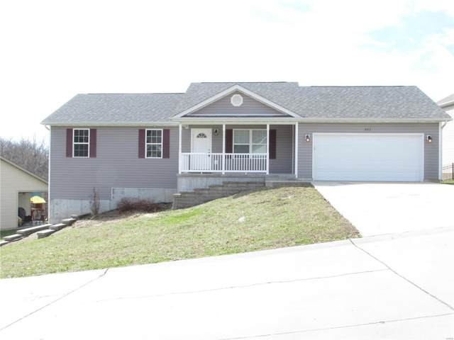 903 Sarah, Union, MO 63084 (#20012282) :: Kelly Hager Group | TdD Premier Real Estate
