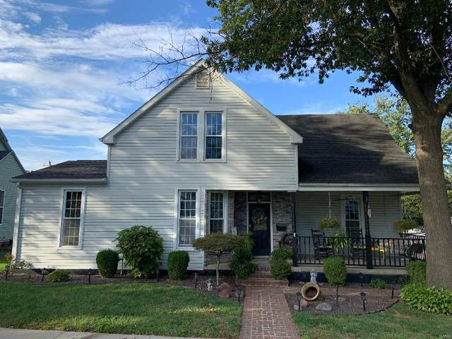 416 W Jefferson, Palmyra, MO 63461 (#20012317) :: St. Louis Finest Homes Realty Group