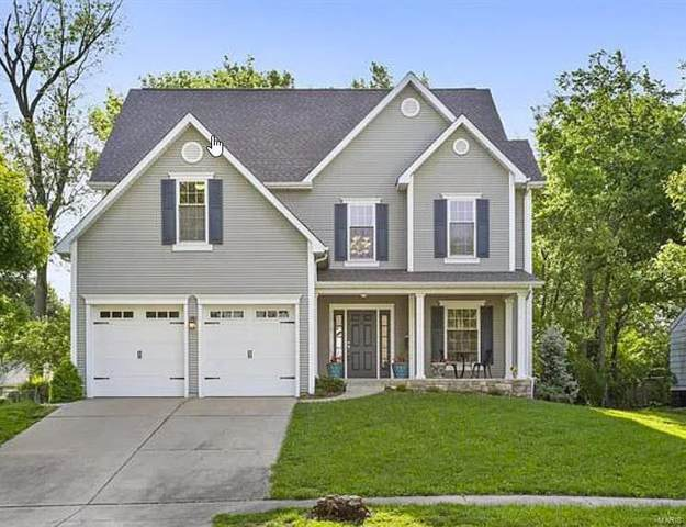 1316 Missouri Avenue, Kirkwood, MO 63122 (#20012385) :: RE/MAX Vision