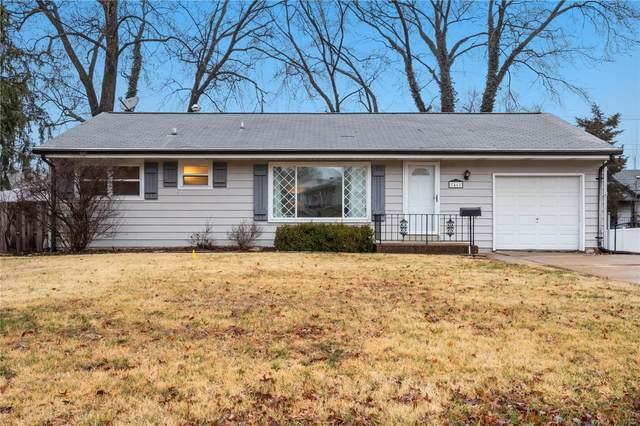 7461 Rockwood Drive, St Louis, MO 63123 (#20012399) :: RE/MAX Vision