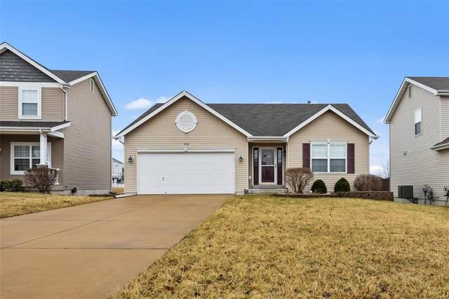 1412 Tisbury, O'Fallon, MO 63366 (#20012402) :: St. Louis Finest Homes Realty Group