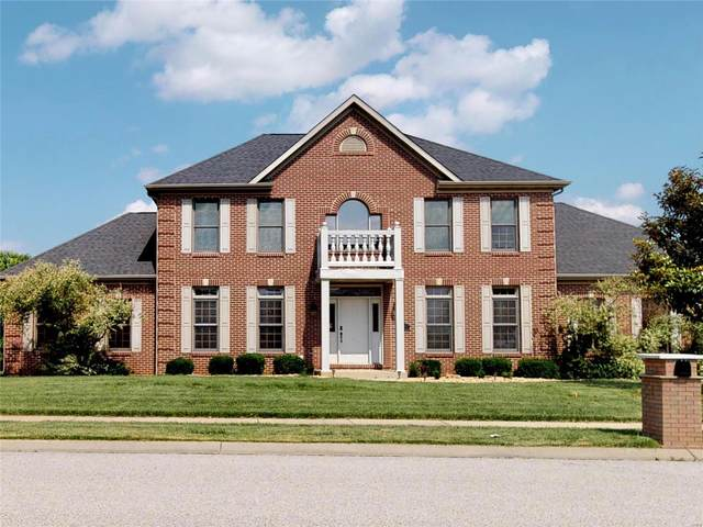 504 Talbert Place, O'Fallon, IL 62269 (#20012438) :: The Becky O'Neill Power Home Selling Team
