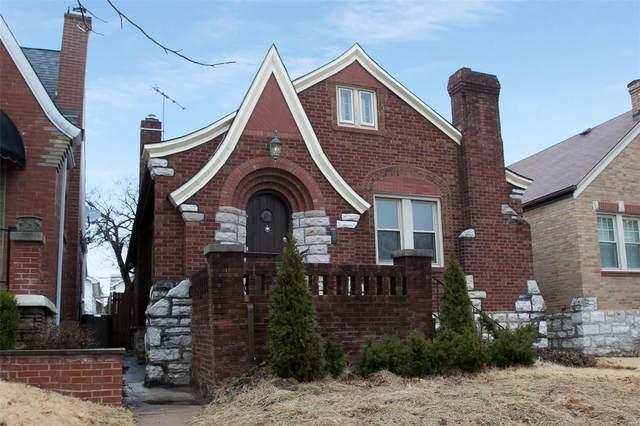 5711 Murdoch Avenue, St Louis, MO 63109 (#20012463) :: RE/MAX Vision