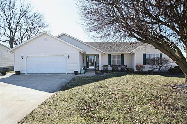 2116 Brian Street, Vandalia, IL 62471 (#20012464) :: St. Louis Finest Homes Realty Group