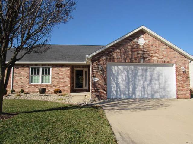 1664 Lakepointe Estates Drive, O'Fallon, IL 62269 (#20012498) :: St. Louis Finest Homes Realty Group