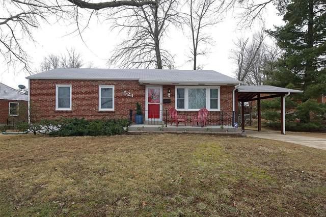 524 Laven Del Lane, St Louis, MO 63122 (#20012508) :: RE/MAX Vision