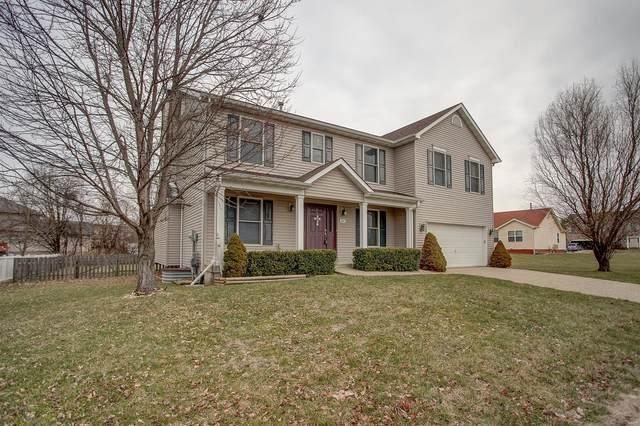 207 Edbrooke Drive, Shiloh, IL 62221 (#20012532) :: Kelly Hager Group | TdD Premier Real Estate