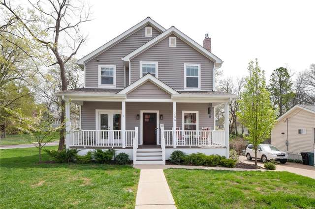 204 S Fillmore Avenue, Kirkwood, MO 63122 (#20012535) :: Kelly Hager Group | TdD Premier Real Estate