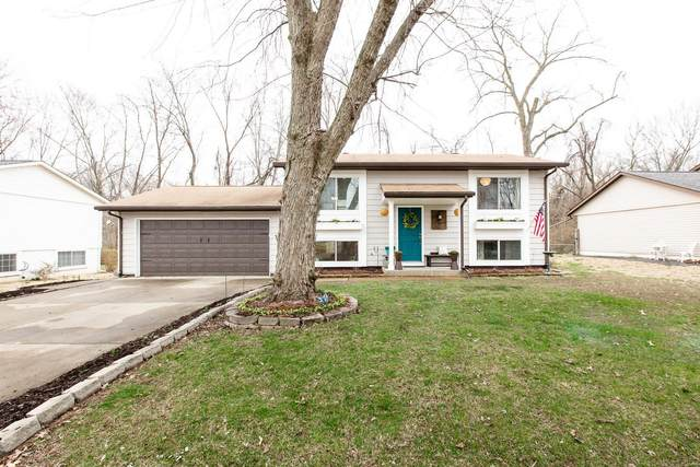 115 Famous Avenue, O'Fallon, IL 62269 (#20012542) :: Kelly Hager Group | TdD Premier Real Estate