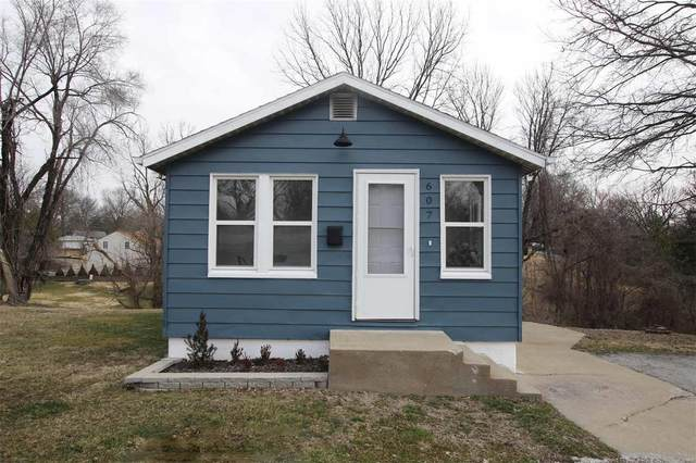 607 Leonard Street, Alton, IL 62002 (#20012560) :: RE/MAX Vision