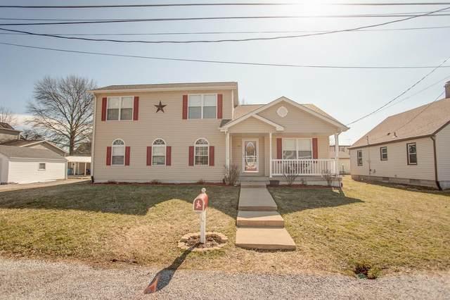 103 E Birch Street, New Baden, IL 62265 (#20012564) :: RE/MAX Vision