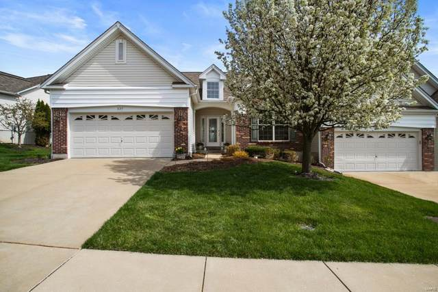 627 Bluffs View Court, Eureka, MO 63025 (#20012571) :: St. Louis Finest Homes Realty Group