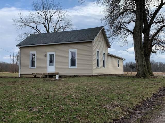 396 E 2000 Avenue, Vandalia, IL 62471 (#20012574) :: St. Louis Finest Homes Realty Group