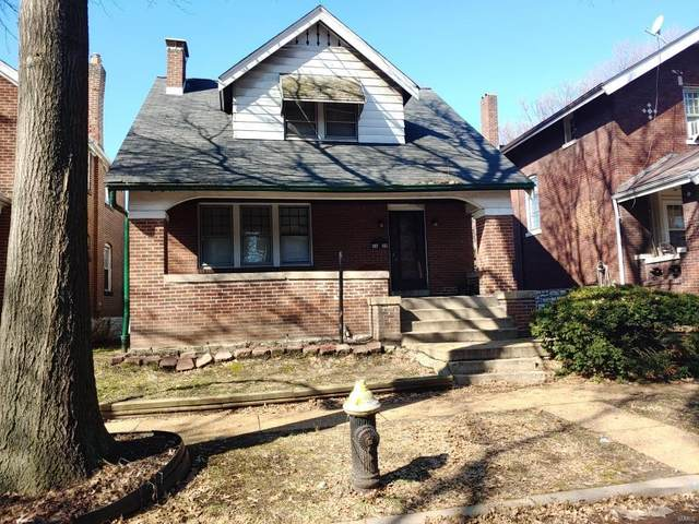 3629 Michigan Avenue, St Louis, MO 63118 (#20012603) :: Peter Lu Team