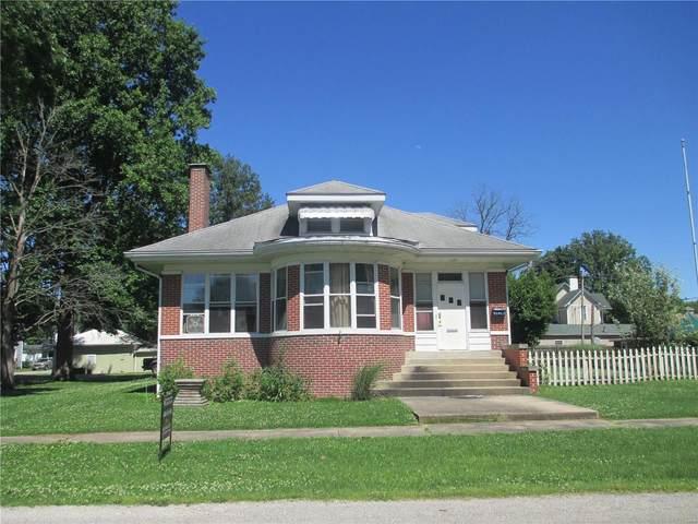 507 S Park Street, Marissa, IL 62257 (#20012645) :: Clarity Street Realty