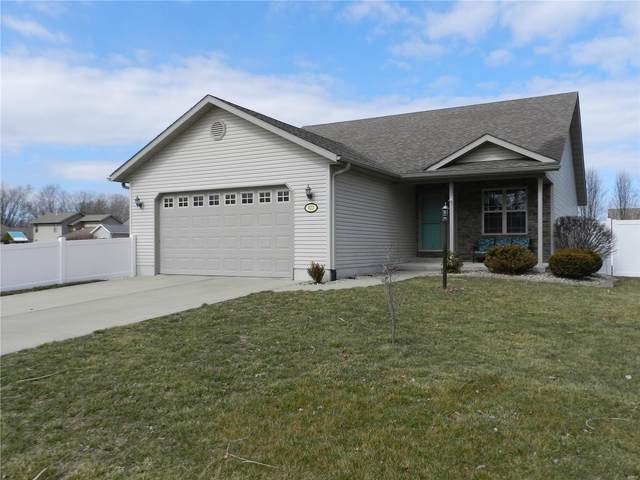 423 E Donnewald Street, Worden, IL 62097 (#20012652) :: Peter Lu Team