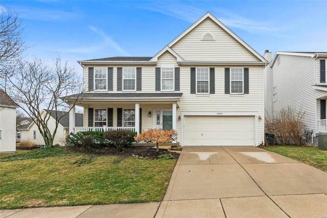 16816 Hickory Trails Lane, Wildwood, MO 63011 (#20012684) :: Barrett Realty Group