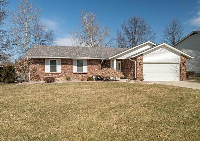 116 Travelers Trail, Saint Peters, MO 63376 (#20012766) :: Realty Executives, Fort Leonard Wood LLC