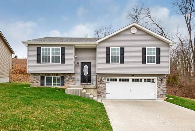1143 Jaxson Drive, Foristell, MO 63348 (#20012780) :: Kelly Hager Group | TdD Premier Real Estate