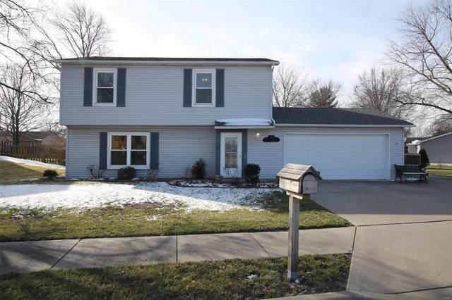 6913 W Main Street, Maryville, IL 62062 (#20012801) :: Hartmann Realtors Inc.